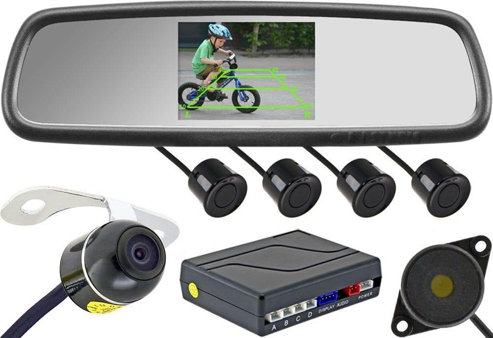 Камера и парктроник