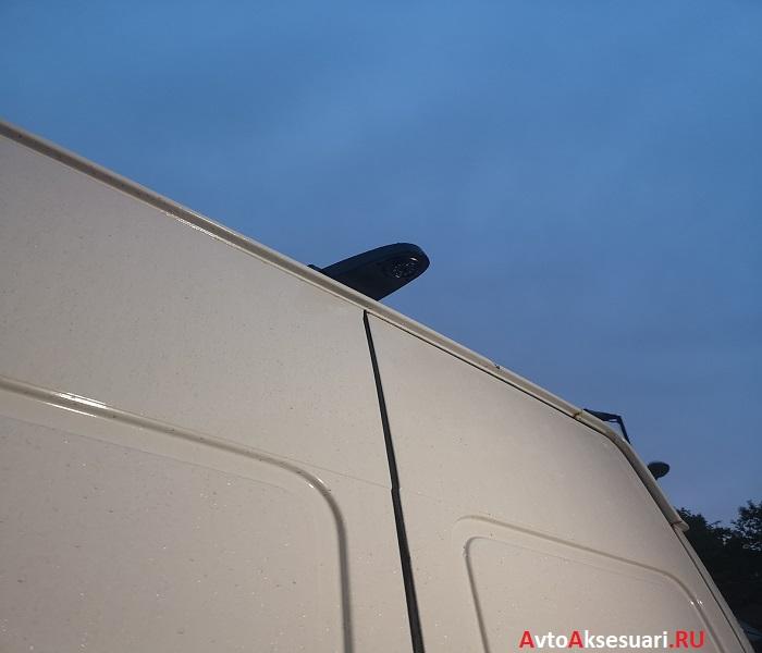 Камера заднего вида для грузовиков и автобусов PZ476
